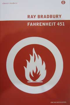 Recensione libro Fahrenheit 451