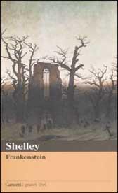Recensione Libro Frankenstein