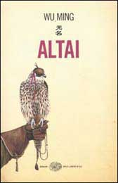 """Trama romanzo """"Altai"""""""