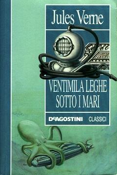Trama Romanzo Ventimila leghe sotto i mari