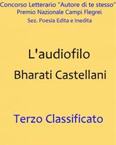 """""""L'audiofilo"""" di Bharati Castellani"""
