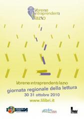 Prima Giornata Regionale della Lettura del Lazio