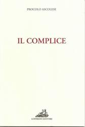 """Estratto libro """"Il complice"""""""