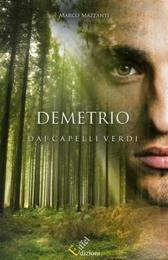 """Recensione libro """"Demetrio dai capelli verdi"""""""