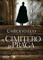 """Trama romanzo """"Il cimitero di Praga"""""""