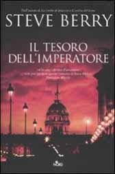 """Trama Romanzo """"Il tesoro dell'imperatore"""""""