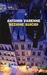 """Trama Romanzo """"Sezione suicidi"""""""