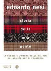 """Trama Romanzo """"Storia della mia gente"""""""