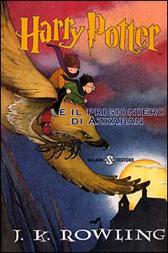 Trama Romanzo Harry Potter e il Prigioniero di Azkaban