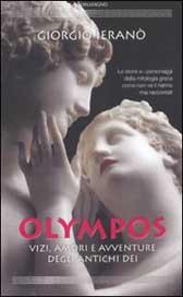 """Recensione Libro """"Olympos. Vizi, amori e avventure degli antichi dei"""""""