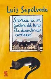 Recensione Libro Storia di un gatto e del topo che diventò suo amico
