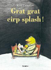 "Recensione Libro ""Grat grat cirp splash!"""