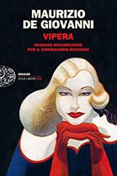 Vipera di Maurizio De Giovanni: recensione libro