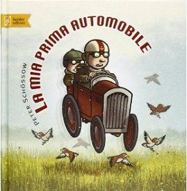 """Recensione Libro """"La mia prima automobile"""""""