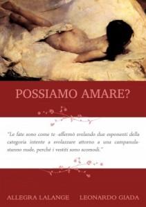 """Recensione Libro.it intervista Leonardo Giada e Allegra Lalange autori del libro """"Possiamo amare?"""""""