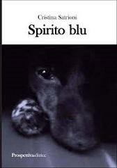 """Recensione Libro intervista Cristina Satrioni autrice del libro """"Spirito blu"""""""