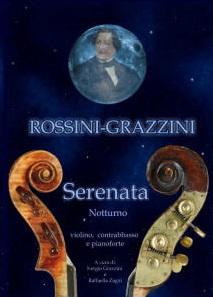 Recensione Libro La serenata – Notturno per violino, contrabbasso e pianoforte