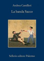 "Trama libro ""La banda Sacco"""