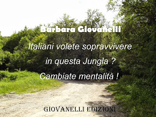 """Recensione Libro """"Italiani volete sopravvivere in questa Jungla? Cambiate mentalità!"""""""