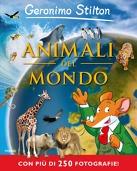 Recensione Libro Animali del mondo