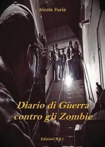 """Recensione Libro """"Diario di guerra contro gli Zombie"""""""