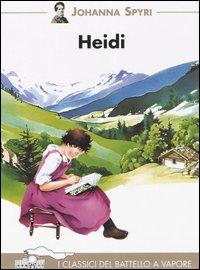 Recensione Libro Heidi di Johanna Spyri