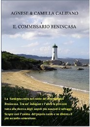 """Recensione Libro """"Il commissario Benincasa arriva in Sardegna"""""""