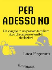 """Recensione Libro.it intervista Luca Pegoraro autore del libro """"Per adesso no"""""""
