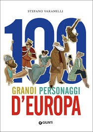 """Recensione Libro """"100 grandi personaggi d'Europa"""""""