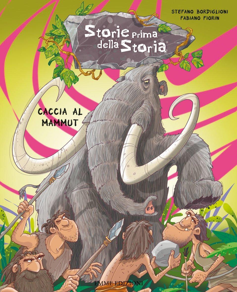 """Recensione Libro """"Caccia al mammut"""""""