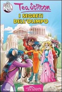 Recensione Libro I segreti dell'Olimpo