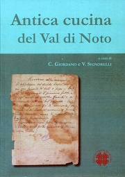 "Recensione Libro ""Antica cucina del Val di Noto"""