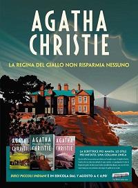 20 gialli di Agatha Christie sul Corriere della Sera dal 1 agosto 2014