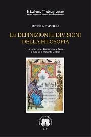 """Recensione Libro """"Le definizioni e divisioni della filosofia"""""""