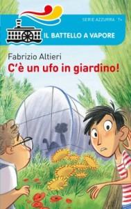 """Recensione Libro """"C'è un ufo in giardino"""""""