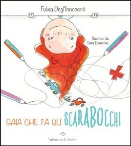 """Recensione Libro """"Gaia che fa gli scarabocchi"""""""
