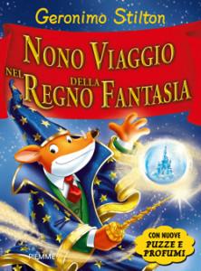 Recensione Libro Nono viaggio nel Regno della Fantasia
