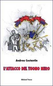 """Recensione Libro """"L'attacco del tuono nero"""""""