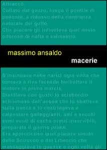 Massimo Ansaldo - Macerie