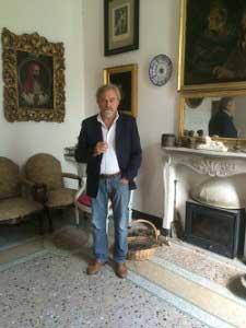 """Recensione Libro.it intervista Fabrizio Thellung autore del libro """"Villa Mameli al tempo delle mosche bianche"""""""