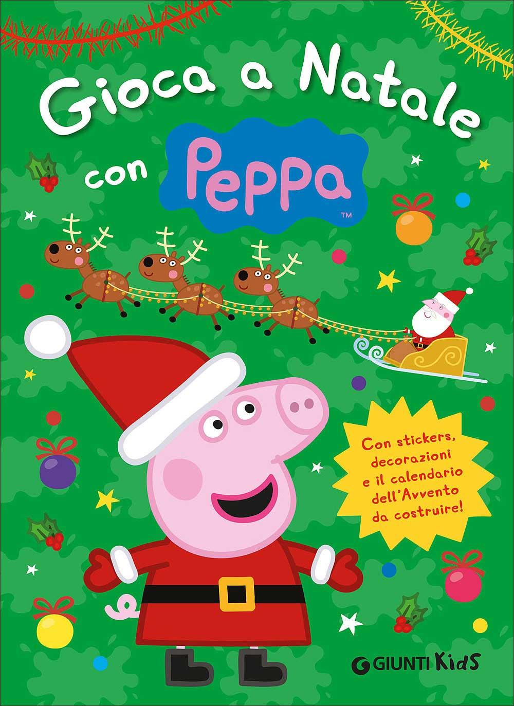 """Recensione Libro """"Gioca a Natale con Peppa"""""""