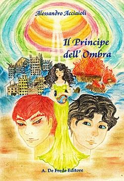 """Recensione Libro """"Il Principe dell'Ombra"""""""