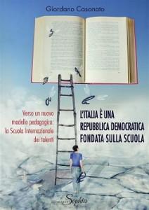 """Recensione Libro """"L'Italia è una repubblica democratica fondata sulla scuola"""""""