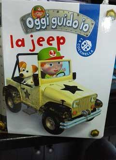 """Recensione Libro """"Oggi guido io la jeep"""""""