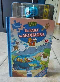 """Recensione Libro """"Un rally in montagna"""" di Gabriele Clima"""