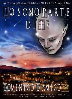 """Recensione Libro. it intervista Domenico D'amico autore del libro """"Io sono parte di te"""""""