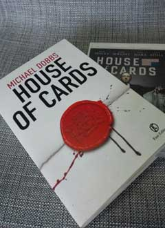 "Recensione libro ""House of Cards"""