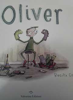 """Recensione Libro """"Oliver"""""""