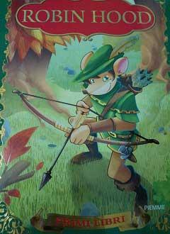 Recensione Libro Robin Hood di Geronimo Stilton