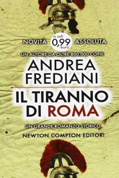 """Recensione Libro """"Il tiranno di Roma"""""""